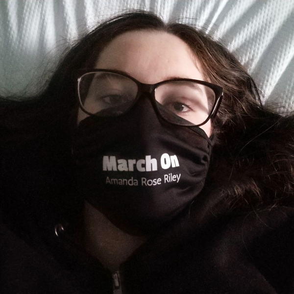 March On mask